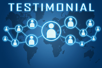 Testimonials from Around the World